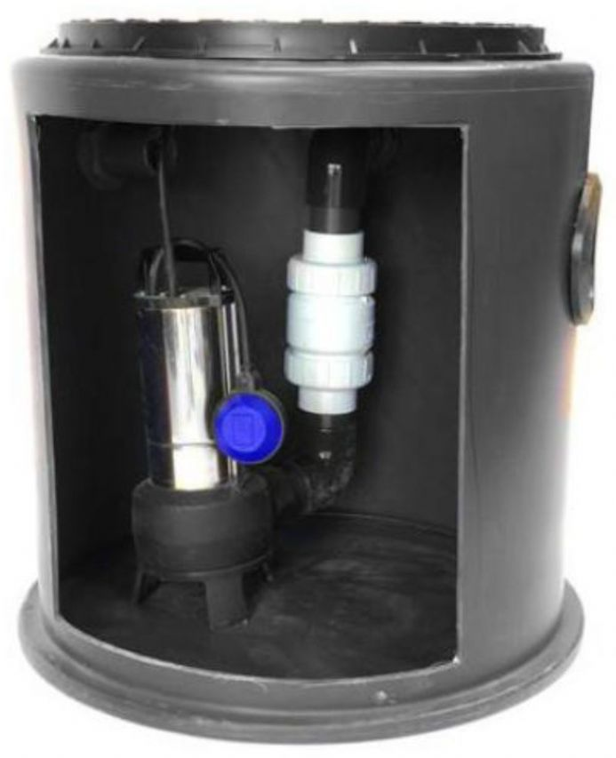 Sewage Pumping staion | Assembled Kit | Easy Install